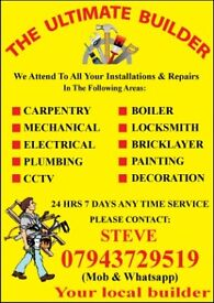 Electricia#Plumber#Carpenter#CCTV#TV Repair Mount#AC Electric Cooker Instal#Hob#Oven#Shower#Cot#Lock