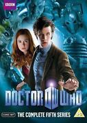 Dr Who DVD Series 5