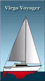 Junk Rig – Virgo Voyager (1984) Name ORCA (KA269EW )