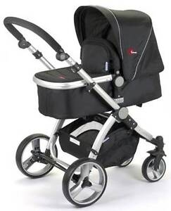 Brand New 2in1 Aluminium Baby Pram Baby Stroller Carry Cot Jogger Auburn Auburn Area Preview