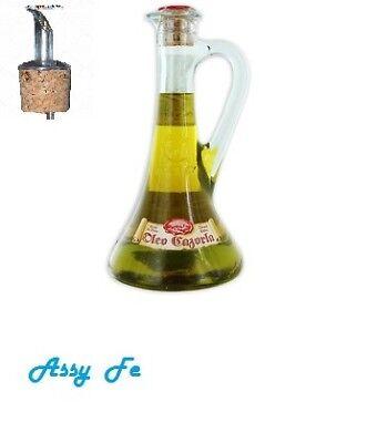 1unidad 500ml Jarrita Aceite Extra Virgen Olive Oil VIRGIN Oleo de Cazorla...