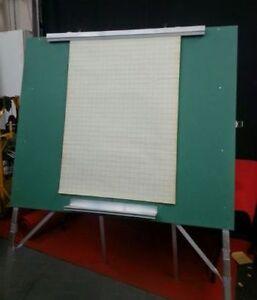 Grand Chevalet présentation  big easel trestle foldable
