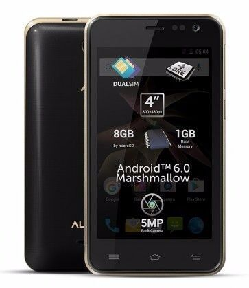 "Smartphone Allview P41 eMagicin Northampton, NorthamptonshireGumtree - Allview P41 eMagic New in box. Never Used. Smartphone 3G Dual SIM Display 4"", 800x480px IPS LCD Cortex A7 Quad Core, 1,3 GHz GPU Mali 400 SO Android™ 6.0, Marshmallow RAM 1GB Flash memory 8GB Main camera 5MP, HDR, LED Flash, Face beauty Frontal..."