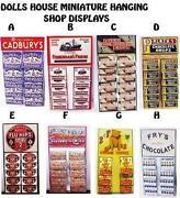 Sweet Shop Display
