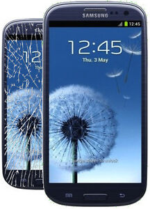 Samsung Galaxy S3/S5/S3 mini screen replacement $110,- .
