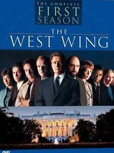 THE WEST WING - The Complete First Season - UNOPENED - $25