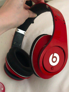 Beats by Dre Studio Performance Headphones
