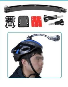 Go Pro accessories ( helmet and bike  attachments )