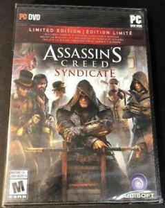 Assassin's creed syndicate / Edition limitée (PC) NEUF