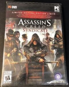 Assassin's Creed Syndicate Limited Edition (PC) BRAND NEW
