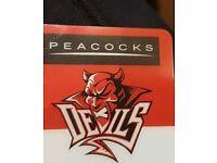 Devils ticket