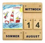 Kalender Holz