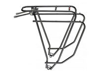 German Rear Rack: Tubus Logo Evo (use but in good conditions)