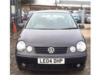 2004 VW POLO SPORT TDI 1.4 DIESEL !!! LONG MOT CHEAP INSURANCE