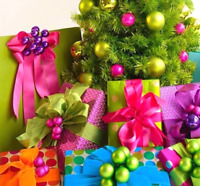 Need help with wrapping your gifts in your home?!