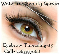 Beauty Services at very low rates