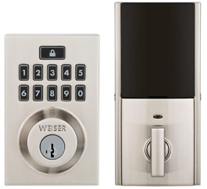 Weiser Smartcode 10 digital door lock BNIB