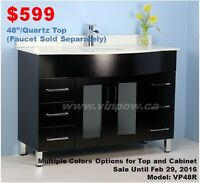 Bathroom Vanities & Shower Doors Affordable/Quality/Design!