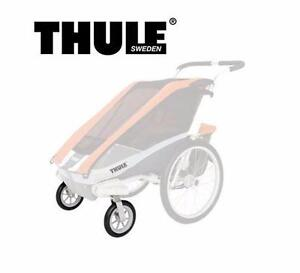 NEW THULE STROLLING KIT ATTACHMENT   Easy attachment and storage for Versa Wing - CHILD SEAT  84954113