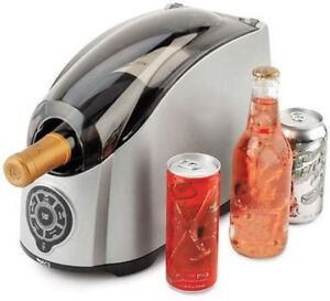 Cooper Cooler Rapid Beverage Chiller (Silver)