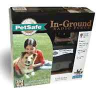 Pet Safe In-Ground Radio Fence (new in box, box damaged)