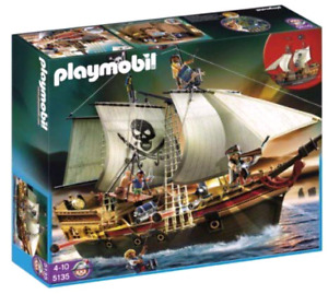 Playmobil 5135 pirate ship