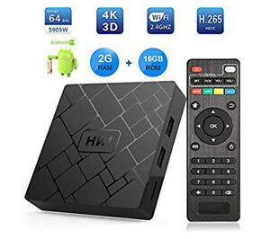 BRAND NEW Android 7.1  4K HD TV Box