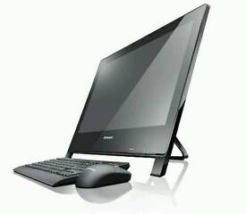 """All in one touchscreen 20"""""""