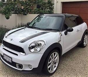 2013 Mini Cooper S Paceman R61 With Chilli Pack South Perth South Perth Area Preview