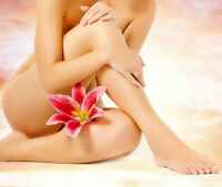 Full Body + Brazilian Waxing Only $85
