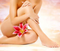 MEN & WOMAN PROFESSIONAL AFFORDABLE IN SPA BODY WAXING SERVICES