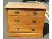 Vintage cedar chest of drawers