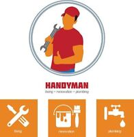 Best Rates!!! Handyman Renovation services in Hamilton A
