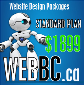 Affordable Vancouver Web Design and SEO Company Standard