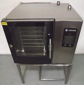 Houno 6 Grid Electric Steam Combi Oven Hire/Buy over 4 Months using Easy Payments
