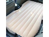 Car Travel Inflatable Mattress / Camping Auto Air Bed