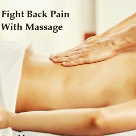 Deep tissue massage 💆♀️£29