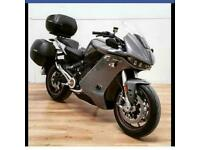 Zero SRS Premium Sports EX DEMO + full luggage £19,395 *UK DELIVERY see below