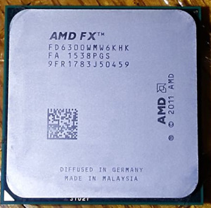 AMD FX-6300 CPU + Stock Cooler