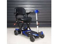 Solox Motorbility scooter - Automatic transformer - like new