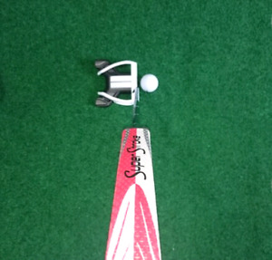TAYLORMADE DADDY LONG LEGS PUTTER LEFT HANDED LH W/ HEADCOVER