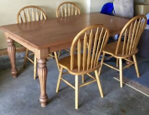 Dining/ kitchen table for sale, great condition $40