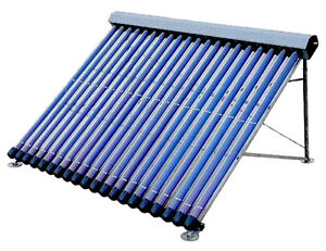Chauffe eau solaire  / Solar Water Heater