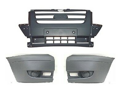 Ford Transit Mk7 2006-2014 Front Bumper Complete All 3 Sections Quality