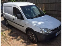 Vauxhall Combo LPG / Petrol Van 1.6