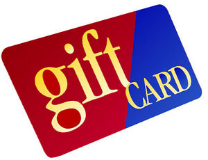 BUYING ALL GIFT CARDS!!!