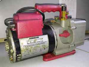 Vacuum pump (6cfm) with Manifold Cornwall Ontario image 1