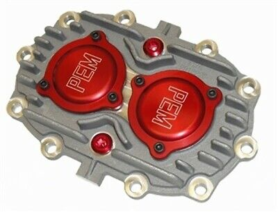 10 bolt Back Cover Quick Change fits PEM, Winters and Tiger Rear Ends