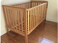 Cot Bed by East Coast