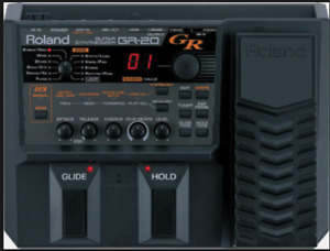 roland gr 20 guitar synthesizer